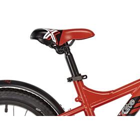 s'cool XXlite 16 - Vélo enfant - alloy rouge/noir